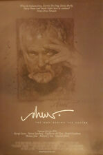 """""""DREW THE:THE MAN BEHIND THE POSTER""""  ORIGINAL SIGNED BY DREW STRUZAN(!) POSTER"""