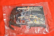 MCDONALDS PLAYMOBIL HORSE AND WATER TROUGH HAPPY MEAL SEALED IN BAG 1982