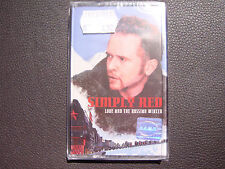 Simply Red - Love and the Russian Winter AUDIO CASSETTE TAPE, Sealed, BG edition