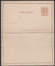 ARGENTINA, 1890. Letter Card  H&G 9c, Mint