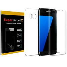 HD Clear FULL BODY (Front + Back) Screen Protector Guard For Samsung Galaxy