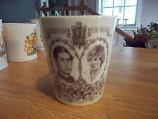 Commemorative Glass-Marriage of Prince Charles & Princess Diana by Royal Doulton