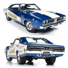 Auto World AW231 - 1969 Dodge Charger Hawaiian Funny Car Tribute Diecast 1:18