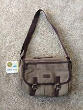 NEW Sachi Cross Body Insulated Lunch Tote ( OLIVE color)