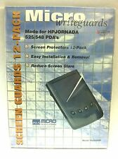 HP JORNADA PDA Screen Guards 12-Pack NEW ~ UsedHandhelds Pocket PC PDA Accessory