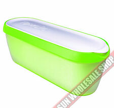 100% Genuine! TOVOLO Glide - A - Scoop Ice Cream Tub Container Pistachio!
