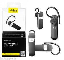 Genuine Jabra Talk Universal Bluetooth Headset Wireless Handsfree iPhone Samsung