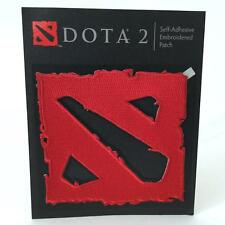 Valve Dota 2 Game Self Adhesive Embroidered Patch