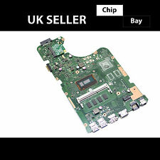 Genuine ASUS X555L Laptop Motherboard X555LA 60NB0650-MBA900 Intel i3-4005U