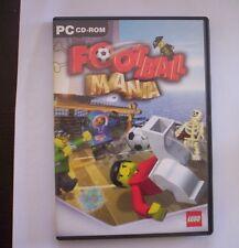 FOOTBALL MANIA Lego videgioco pc ITa originale calcio gioco completo