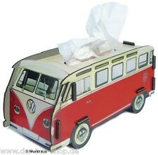 VW Bus T1 - Tissue / Taschentuch-Box - Samba - NEU