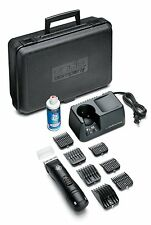 Andis 64850 Professional Ceramic Hair Clipper With Detachable Blade Black BGR+
