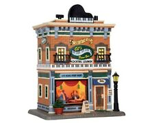 Nouveau lemax village collectables-cjs piano bar-fairy/miniature jardins/noël