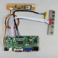 HDMI+DVI+VGA LCD Controller board Kit diy for 15.4 inch LTN154X1-L02/LTN154AT01