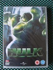 DVD: Hulk : Eric Bana : Sealed