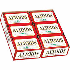 Altoids, Peppermint, Mints 1.76 oz, 24 ct Tins
