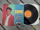 Elvis Presley Kissin Cousins LP 1970's UK orange label RCA Victor