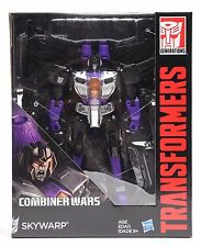 HASBRO Transformers Generations Combiner Wars IDW Líder clase Decepticon SKYWARP