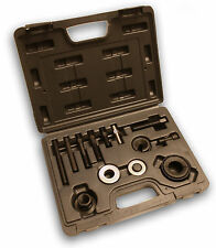Power Steering Pump Pulley Puller and Installer Set + Disconnect Tool