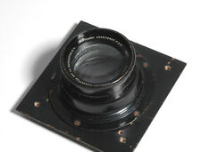 GundLuch Radar Anastigmat f4.5 5x7 Black Lens on Board # 202251