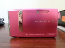 Fujifilm Digital Camera FinePix Z Series Z10fd 7.2 MP  - Hot pink