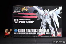 Bandai Pro Shop hG 1/144 Build Akatsuki Gundam (Japan)