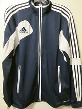 $65 Adidas Condivo 12 Training Jacket Navy Blue Soccer Adult Small (Yth XL) NWT