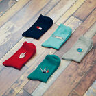 1 pair New fashional Candy color Women Girls Middle Casual Cute Heart Socks New