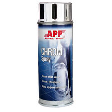 Chrom Spray Lackspray in Chrom Effektspray 400ml Top-Ton Super Chrome