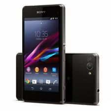 "Original Sony Xperia Z1 Compact D5503 16GB Black (Unlocked) Smartphone 4.3"" 3G"