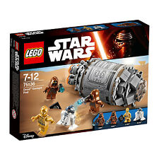75136 LEGO Droid™ Escape Pod Star Wars Classic Age 7-12 / 197 Pcs / NEW for 2016