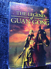 THE LEGEND OF GUAN GONG - DVD US Import - Region 1 - sealed - 6 Discs