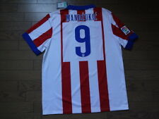 Atletico Madrid #9 Mandzukic 100% Original Jersey Shirt XL 2014/15 Home BNWT