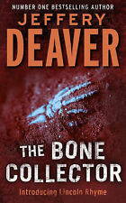 The Bone Collector by Jeffery Deaver (Paperback, 2008)