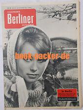 ILLUSTRIERTE BERLINER ZEITSCHRIFT 1960 Nr. 48: Das Spukschloß im Spessart