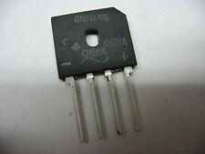 Lot de 4 Ponts de diodes GBU4K 4A 800V