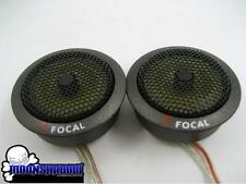 NEW FOCAL CAR AUDIO TN-K POLYKEVLAR TK-242 CAR TWEETERS FROM K2 POWER PAIR