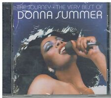 Donna Summer ‎– The Journey - The Very Best Of CD 2004 Nuevo Precintado