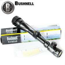 Bushnell Banner 4-16X40 Illuminated Red Green Duplex Reticle Rifle Scope Fast pp
