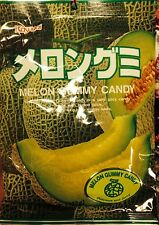 Kasugai Gummy Japanese Candy Melon.