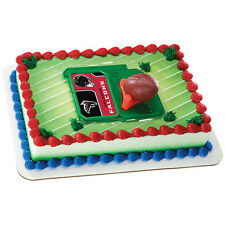 Atlanta Falcons NFL Football 3 piece Cake Decorating Kit Toppers Party Favor