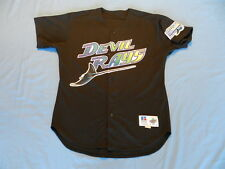 Scott Aldred 1998 Tampa Bay Devil Rays game used jersey First year !