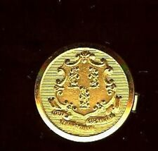 COAT of ARMS  old Single  Cufflink