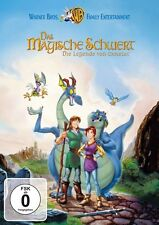 DVD DAS MAGISCHE SCHWERT - Die Legende von Camelot ++NEU