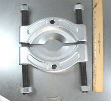 "Ex. Large BEARING SPLITTER Puller Separator Adapter 1"" to 6-1/8"" Press Plate Bar"