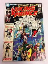DC Special #12 The Viking Prince June 1971 Silent Knight Robin Hood