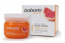 Babaria Grapefruit Face Cream for Young Oily Skin 50ml