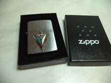 ZIPPO ACCENDINO LIGHTER FEUERZEUG COLLEZIONE 2005 VERY RARE NEW