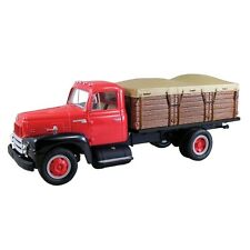 "1:34 First Gear *INTERNATIONAL* RED & BLACK Model ""R-SERIES"" Grain Truck *NIB*"