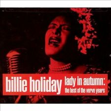 Lady in Autumn The Best of the Verve Years by Billie Holiday CD 2 Discs VerveBMG